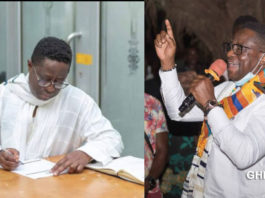 John Amewu cleared as MP-elect for Hohoe by the Supreme court