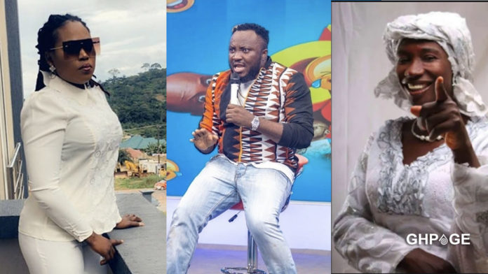 The holy spirit doesn't know embarrassment - DKB sides with Cecilia Marfo