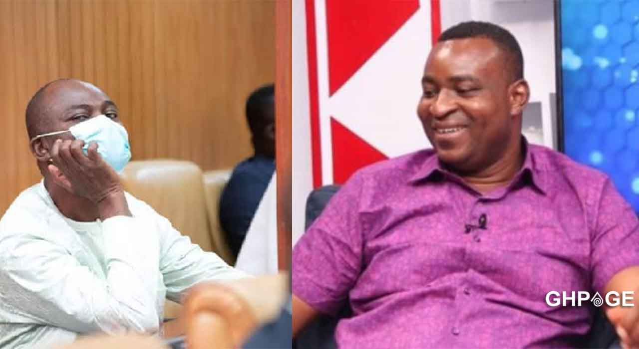 Kennedy Agyapong did not betray the NPP by voting for Alban Bagbin- Wontumi