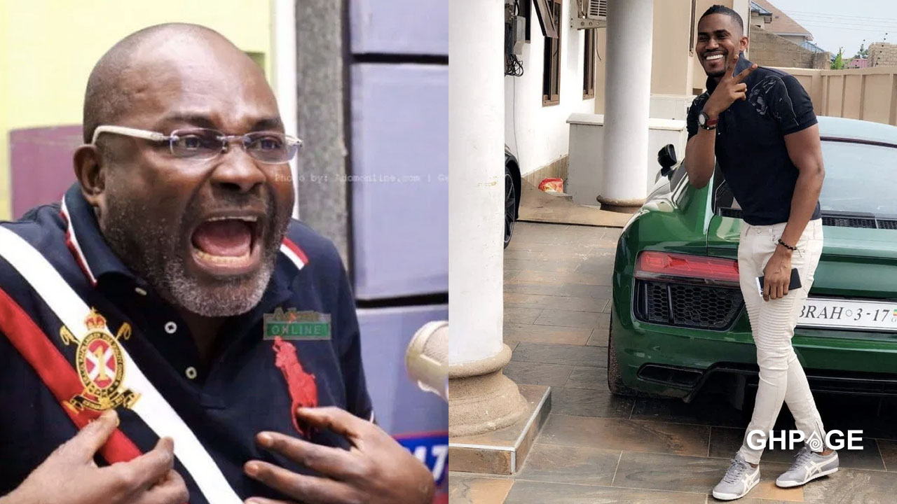 Kennedy Agyapong and others are planning to burn down my house – Ibrah One