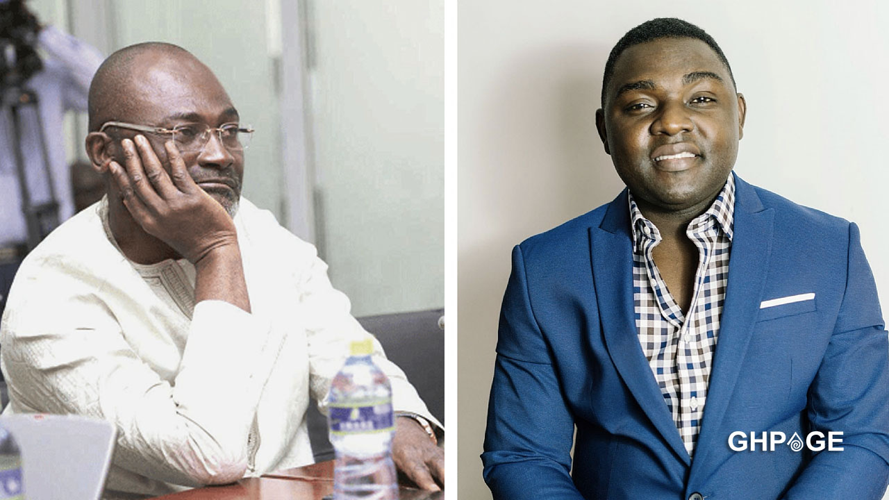 Kennedy Agyapong is the one who voted against Mike Oquaye – Kevin Taylor