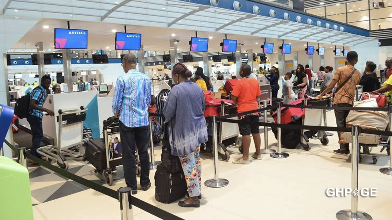 Over 1,000 positive cases recorded at Kotoka International Airport
