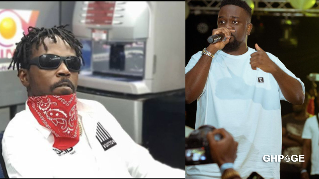 Kwaw Kese makes peace with Sarkodie days after bashing him on radio