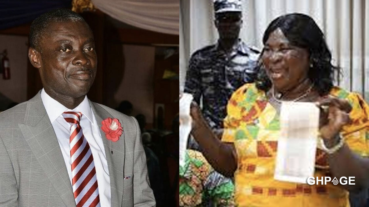Osofo Kyiriabosom deceived his church members to vote for him – Akua Donkor