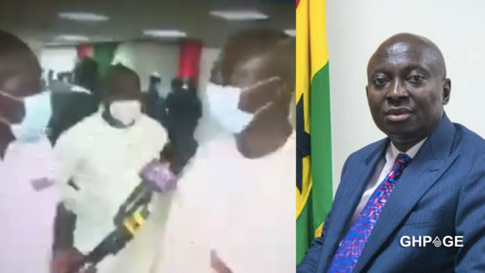NPP to find mole who voted against Mike Oquaye as Speaker of Parliament