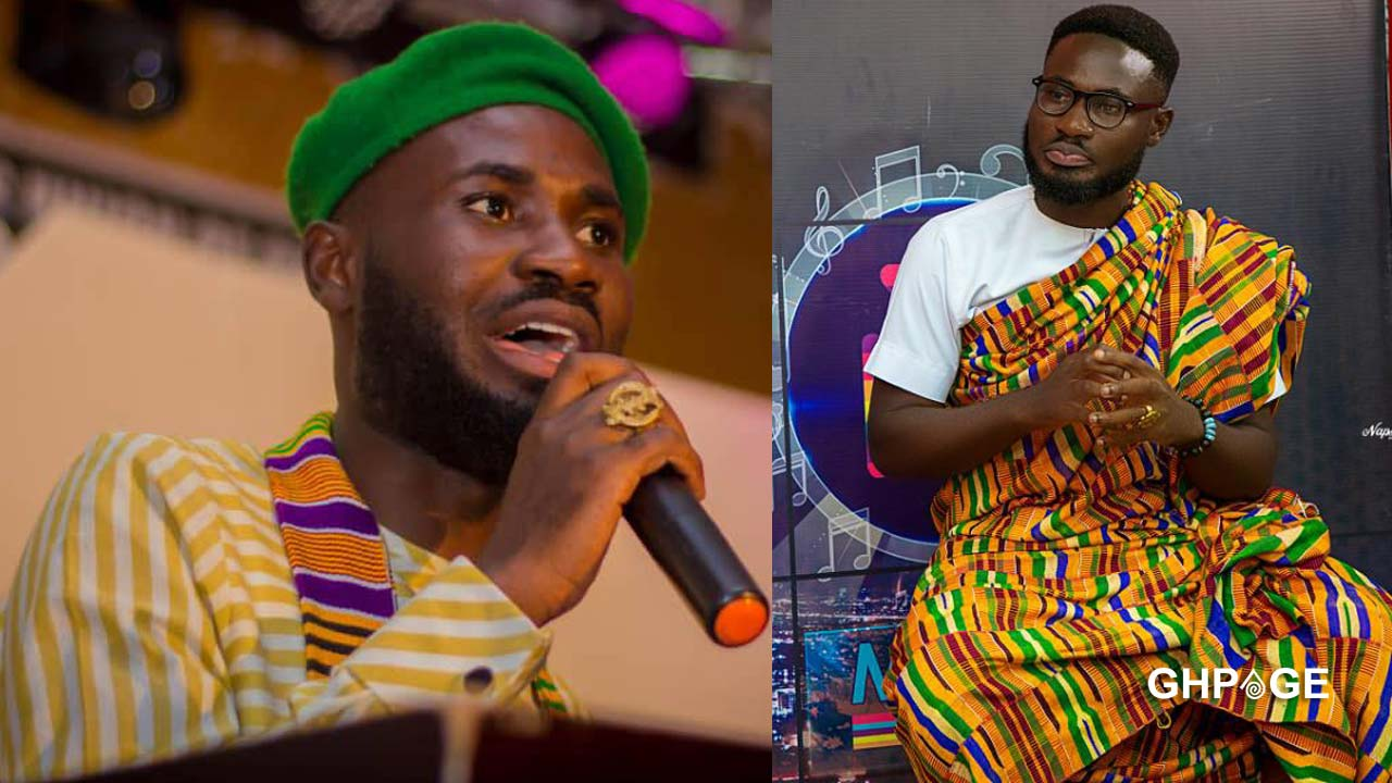 Ghana's decorated MC PORTFOLIO eyes events Host of the year with incredible CV in 2020
