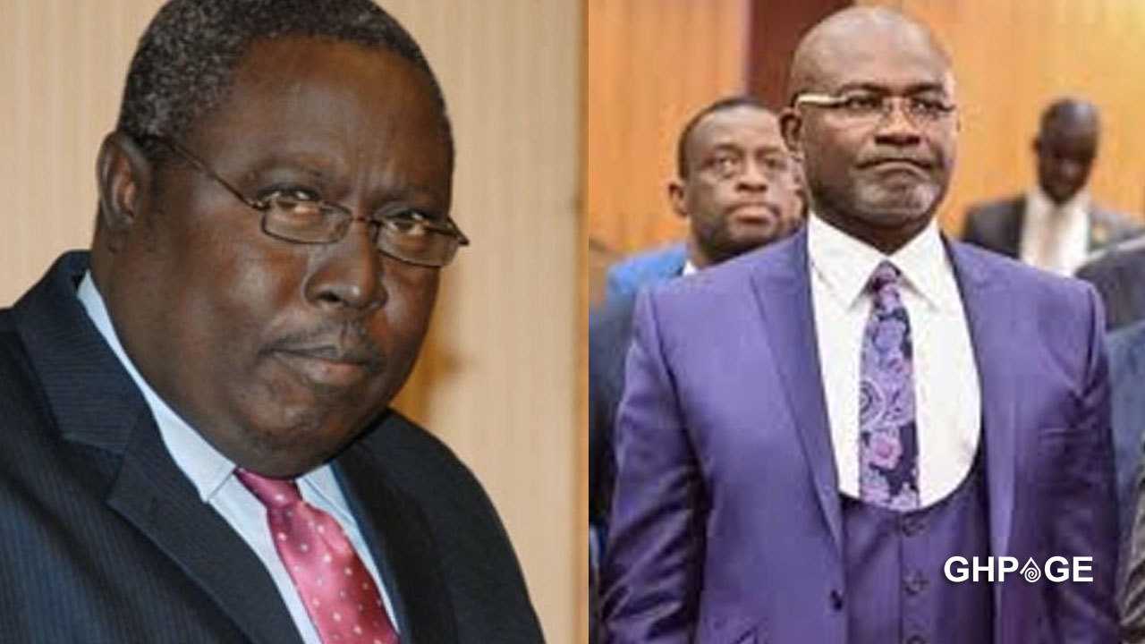 Kennedy Agyapong starts fresh beef with Martin Amidu