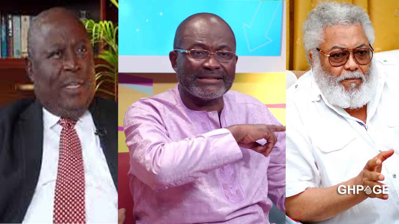 Rawlings and Amidu worked to block Mahama from winning the 2020 elections – Ken Agyapong