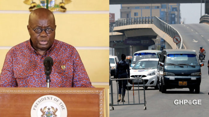 We might declare another lockdown if COVID-19 cases continue to increase - Nana Akufo Addo