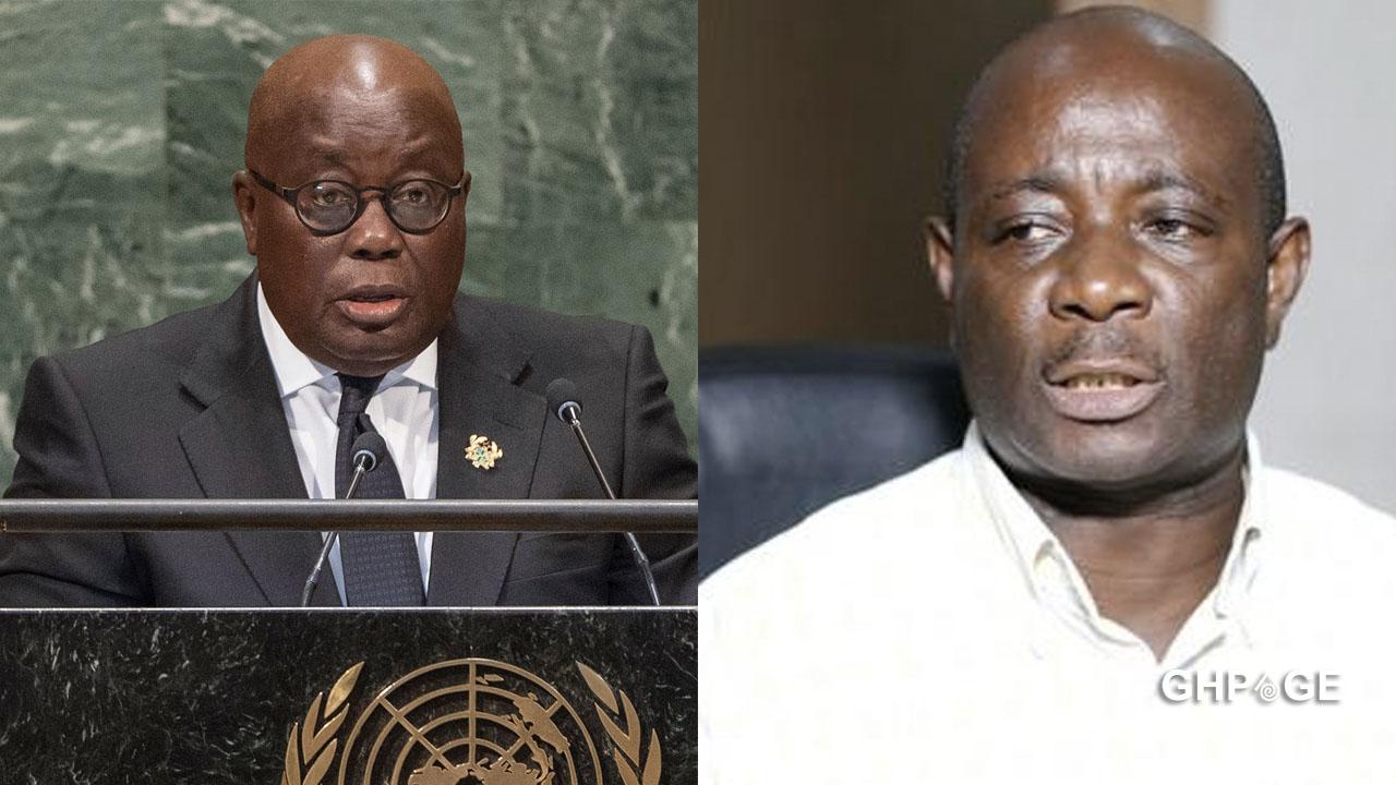 Lockdown the country now – Akwasi Addai Odike to Nana Addo