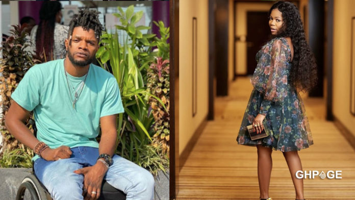 Dont'rush to shrines when you have issues with people - Ogidi Brown tells Mzbel (VIDEO)