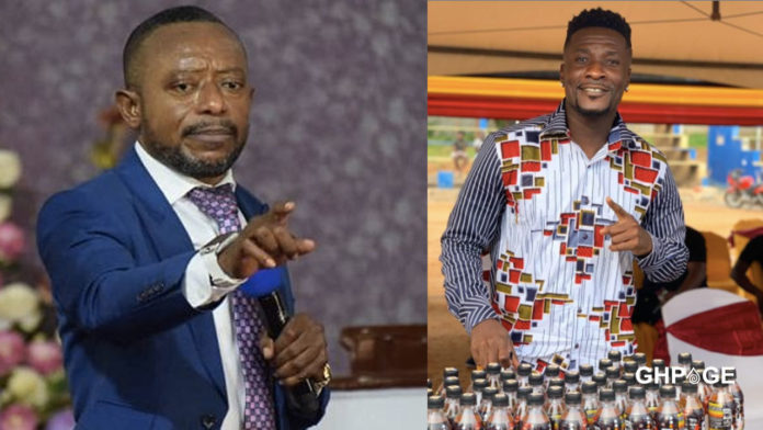 No pastor forces their church members to give them money - Owusu Bempah to Asamoah Gyan