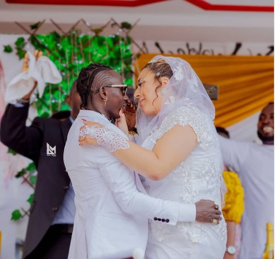 Patapaa wedding photos