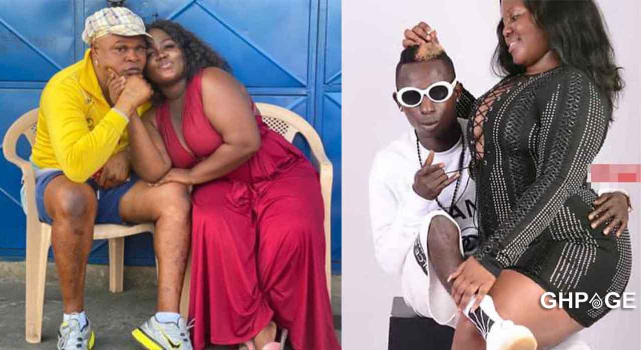 Patapaa's ex-girlfriend Queen Peezy now dating Bukom Banku