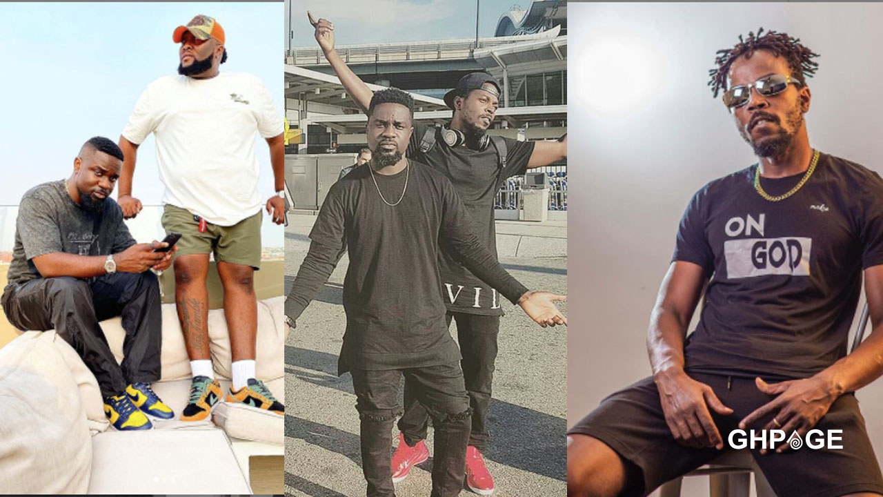 Why must I talk to AngelTown before I can get connected to Sarkodie – Kwaw Kese