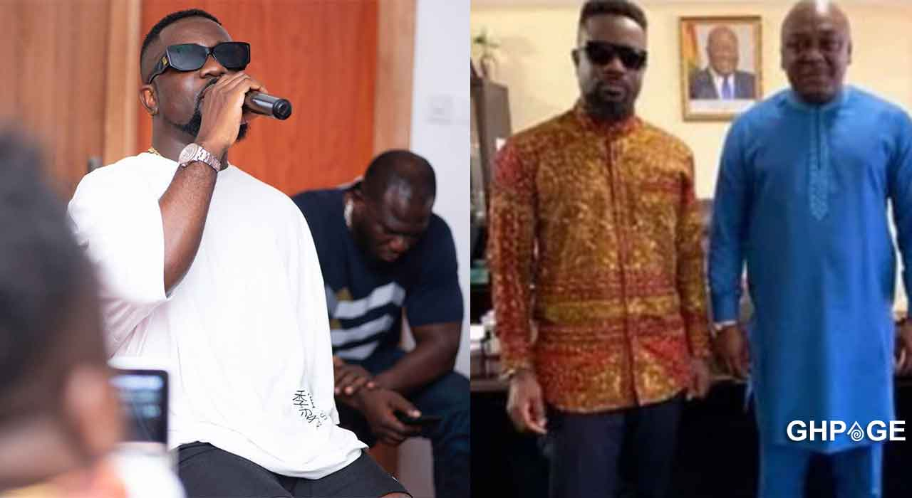 We just throw around the honourable title- Sarkodie joins Joselyn Dumas in slamming parliamentarians