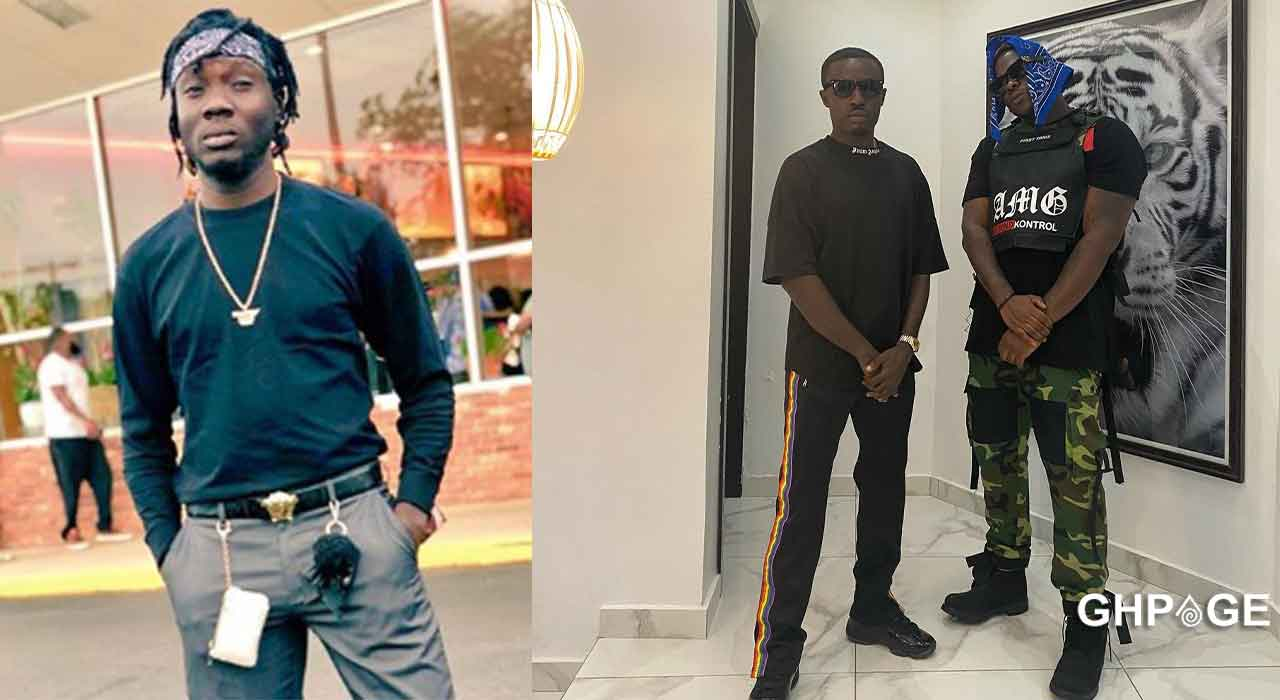 Showboy interviewed from prison; drops more secrets about Medikal and Criss Waddle