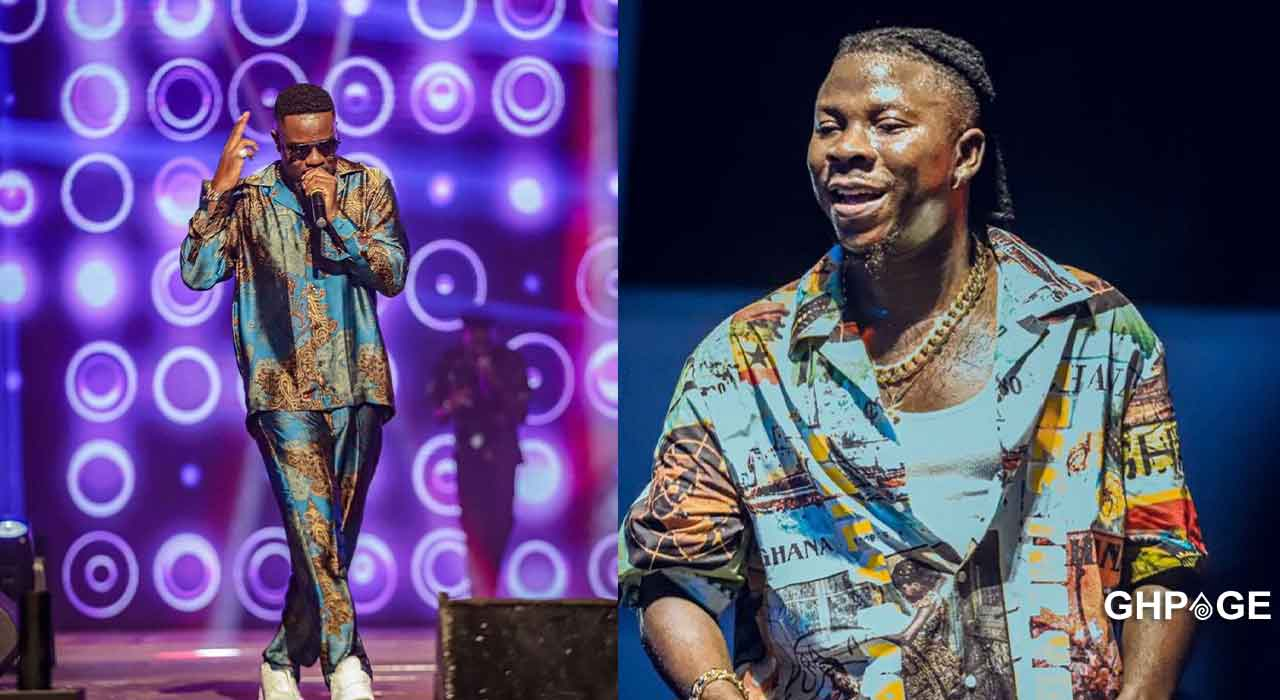 Stonebwoy promises Sarkodie and others a payback in 2021