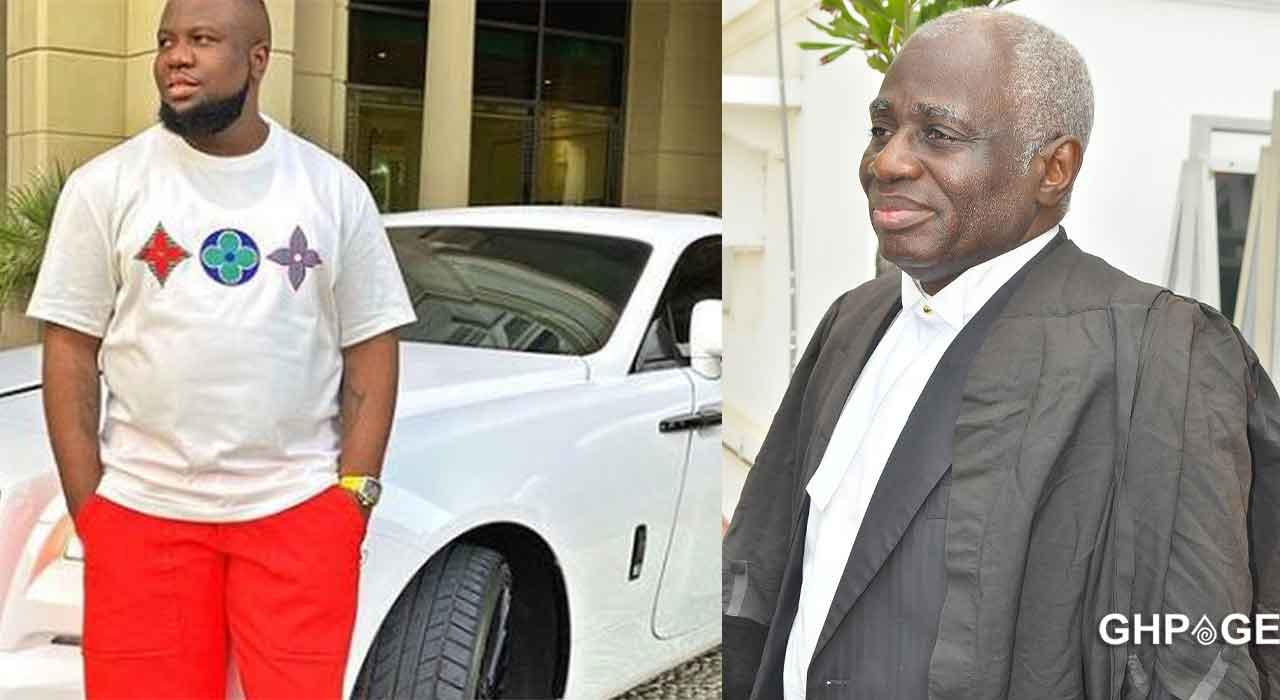 Hushpuppi would have walked free if he hired Tsatsu Tsikata- Tweeps commend lawyer's performance in court