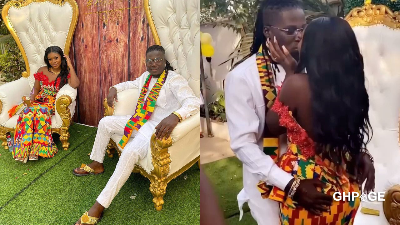 The manhood of my husband is bigger than what Ghanaians saw – Wisa Greid's wife