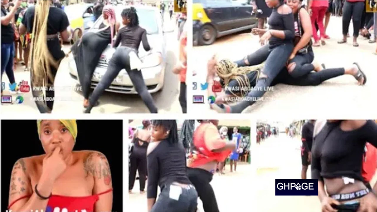 COVID protocols broken at Ama Broni funeral, turns twerking show as police clash with attenders