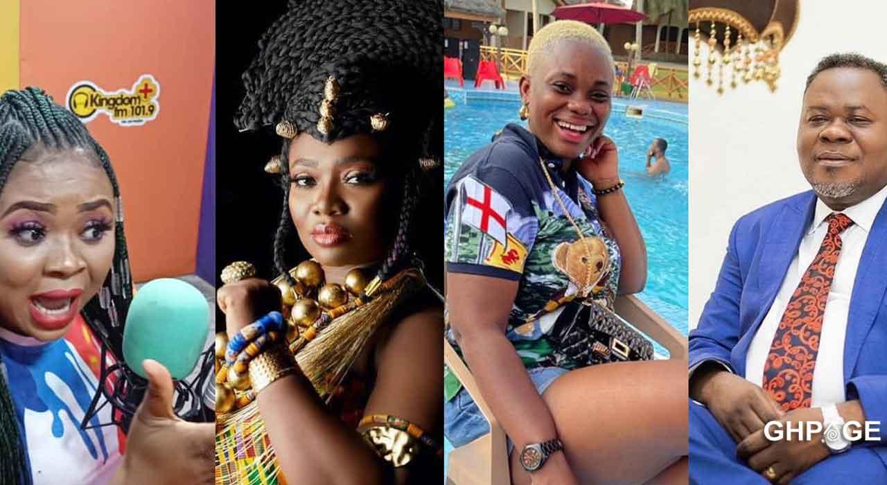 Akua GMB's new boyfriend is richer than Kwaku Oteng – Adu Safowaa