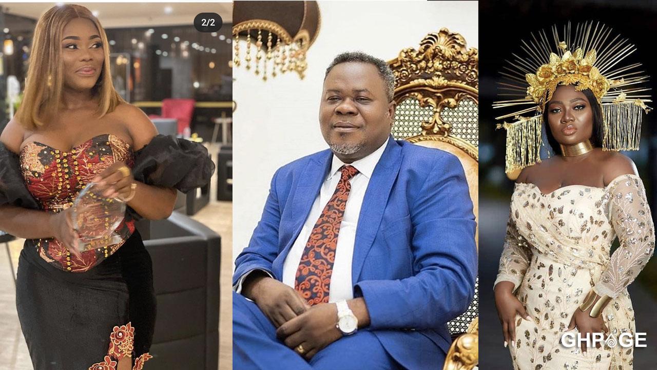 Dr Kwaku Oteng caught Akua GMB cheating – Woman reveals