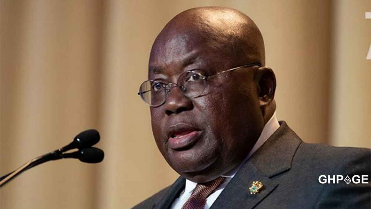 Flashback to when Akufo Addo said homosexuality is bound to be legalized in Ghana(VIDEO)