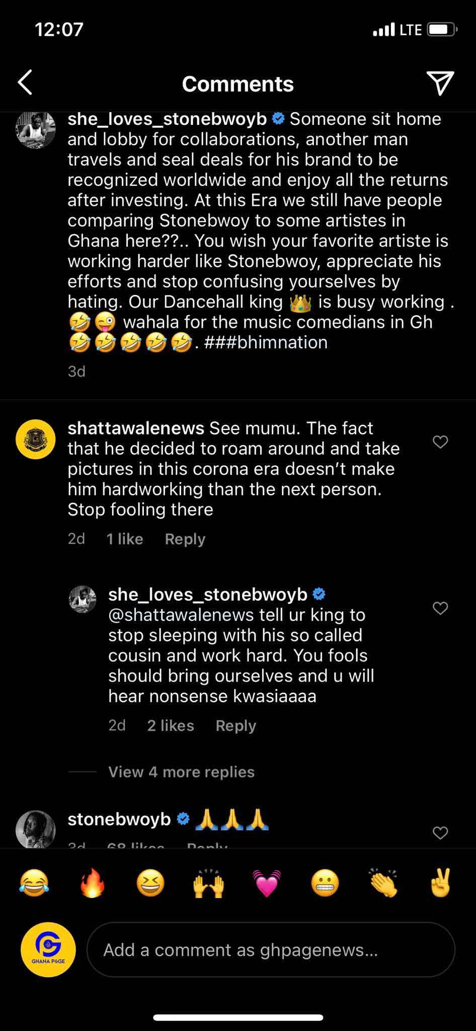 Ayisha Modi alleges Shatta Wale sleeps with his cousin
