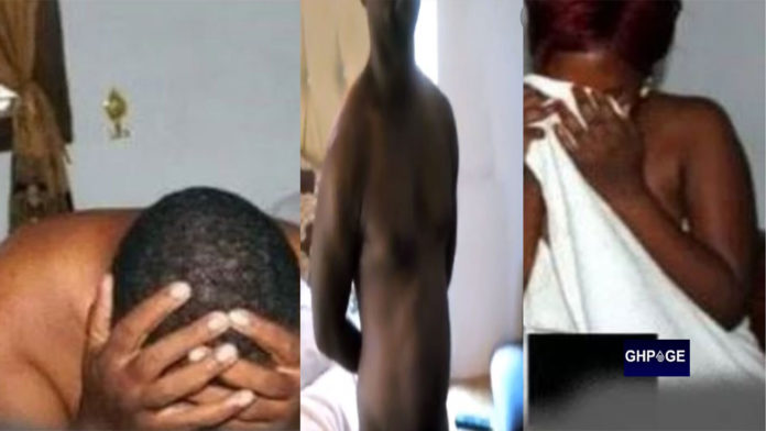 Pastor caught sleeping with pregnant married woman at 4 am. 2