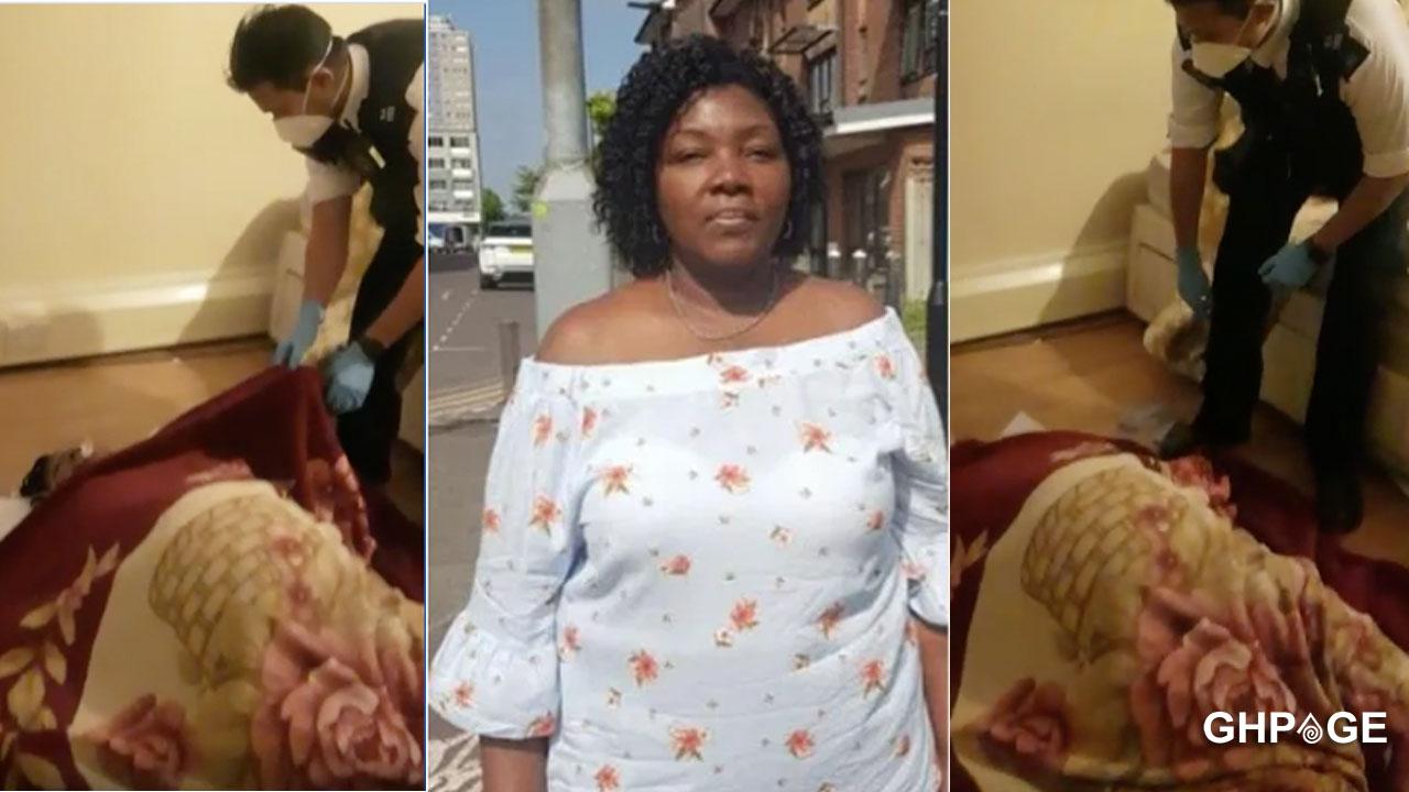 Ghanaian woman found dead in her London home