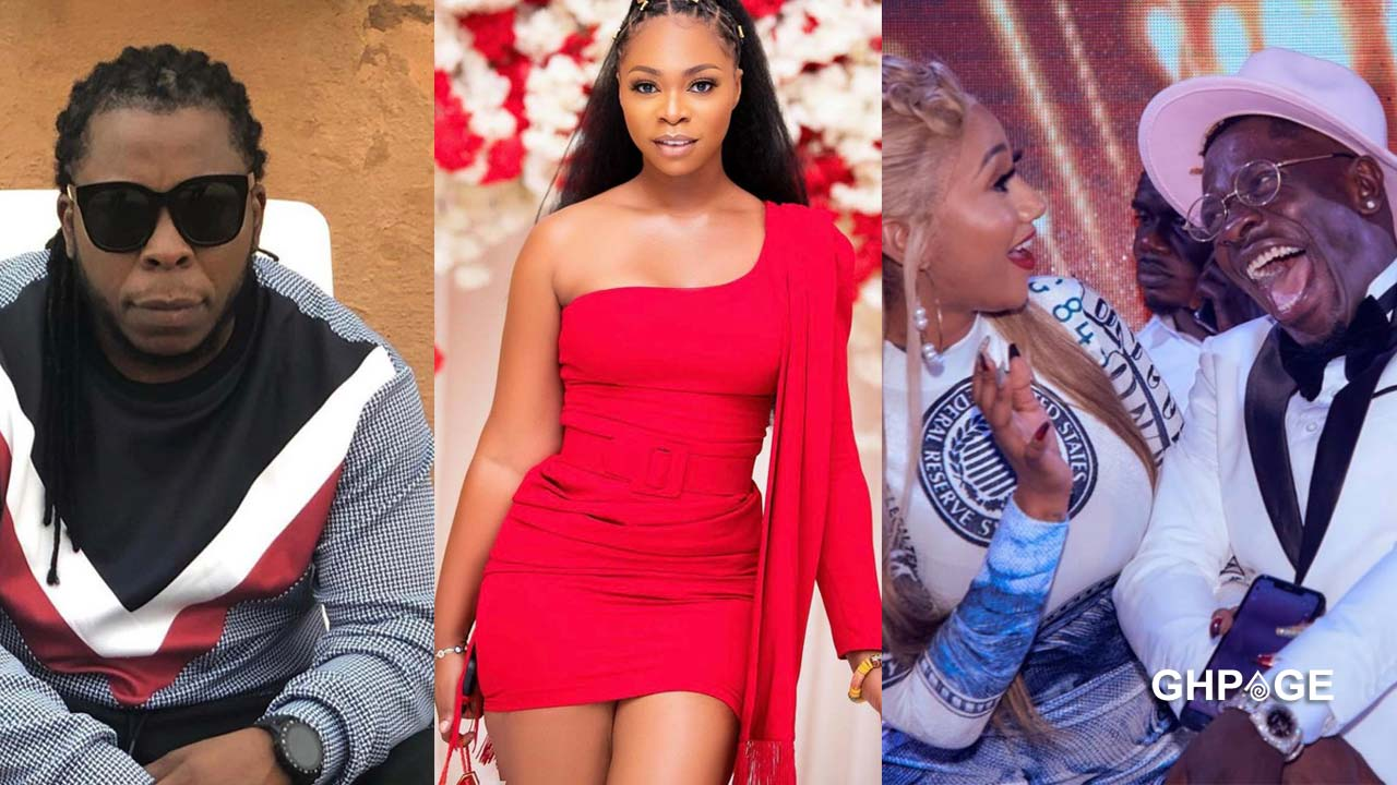 Edem joins Shatta and Ayisha beef; teases Shatta Wale for having 3som with Hajia4Real & Michy