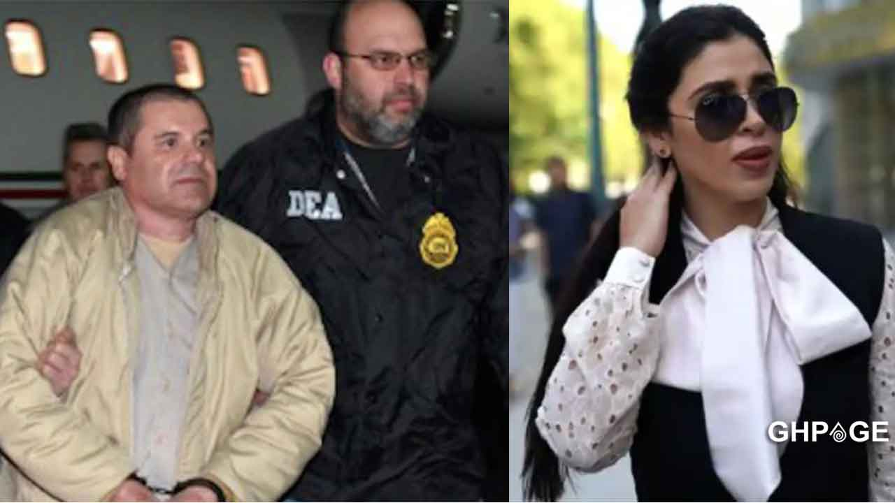 Wife of drug lord El Chapo faces international drug trafficking charges