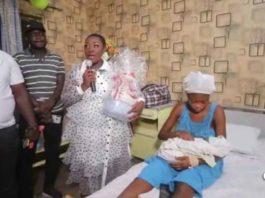 Emelia Brobbey maternity ward