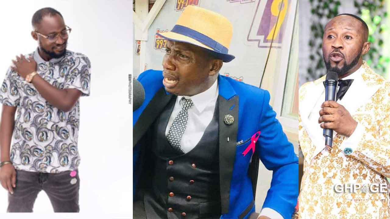 Counselor Lutterodt hates Funny Face because he snatched his girlfriend -Pastor Prince