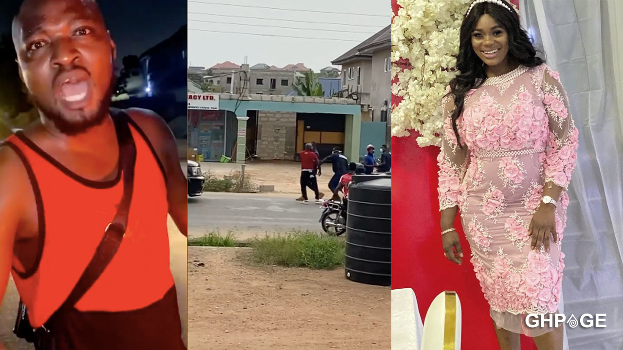 Akua GMB condemns Ghana Police for manhandling Funny Face