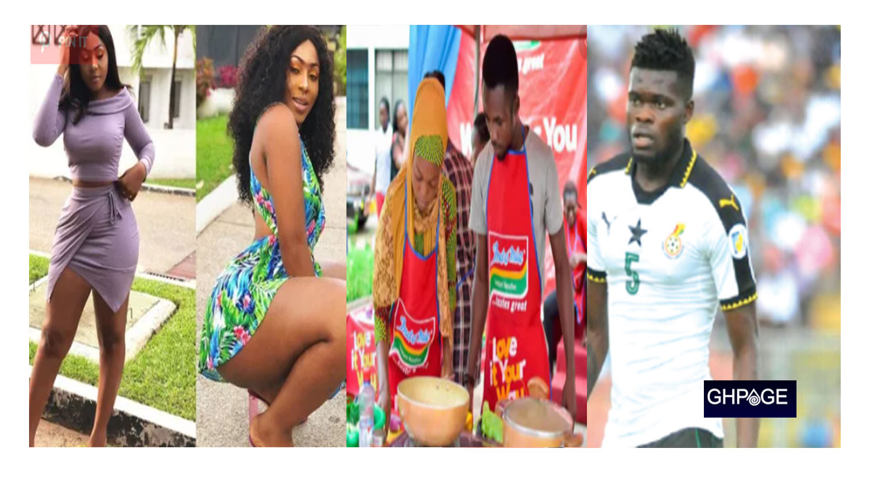 Indomie almost took all our money when we were into girls back in Ghana – Thomas Partey