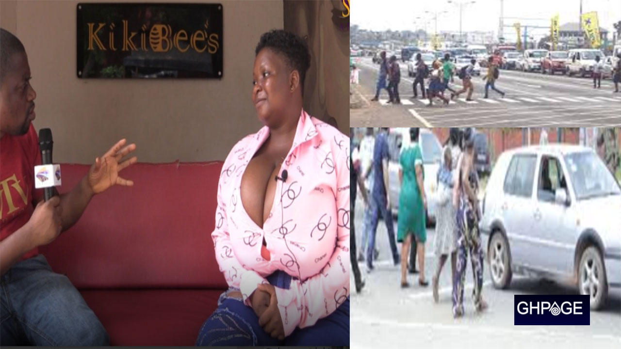 My breasts fell from my bra while crossing the road – Boobs Queen reveal how