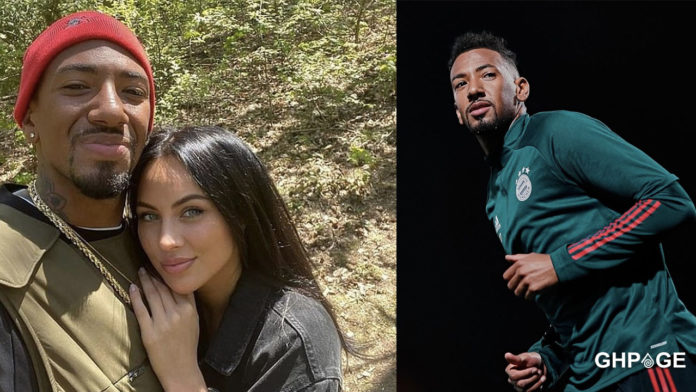 Jerome Boateng under investigation for tearing his late ex-girlfriend's ear
