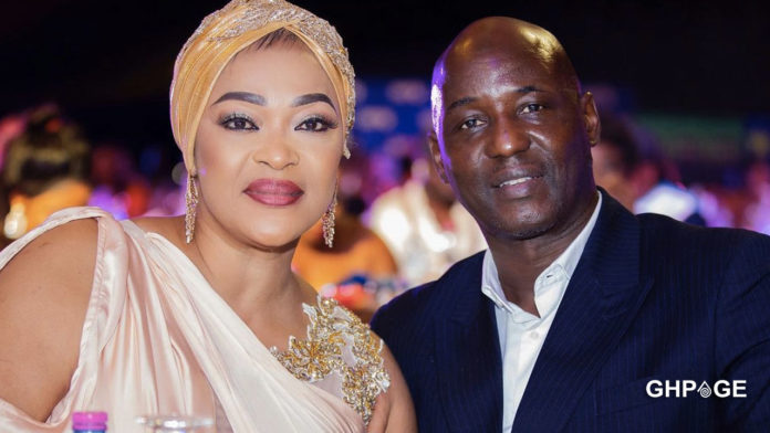 Kalsoume Sinare breaks the internet with rare photos of her husband and sons