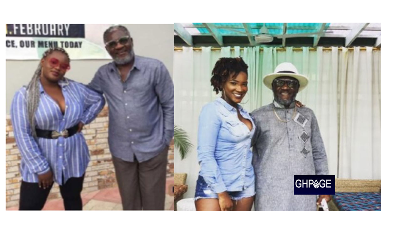 Ebony's father reveals real reason why Ebony's replacement he signed has been disappointing