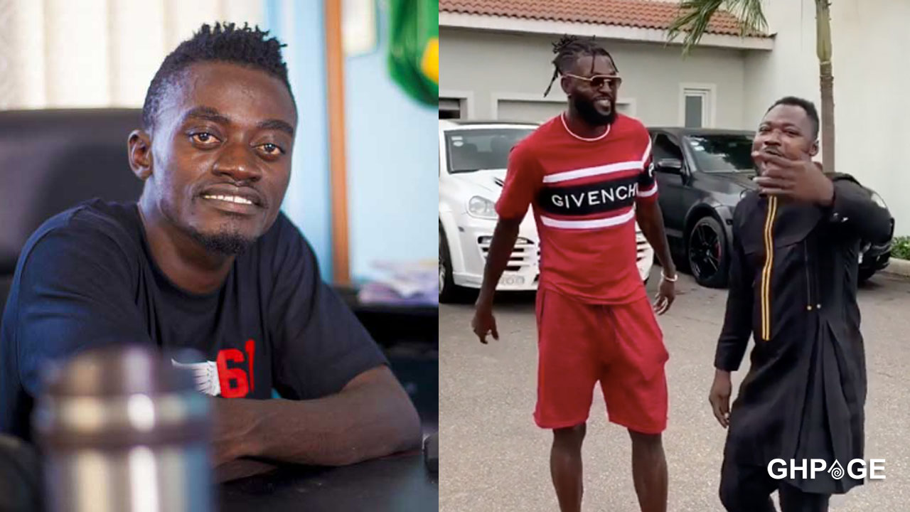 My relationship with Adebayor ended because of Lilwin – Funny Face