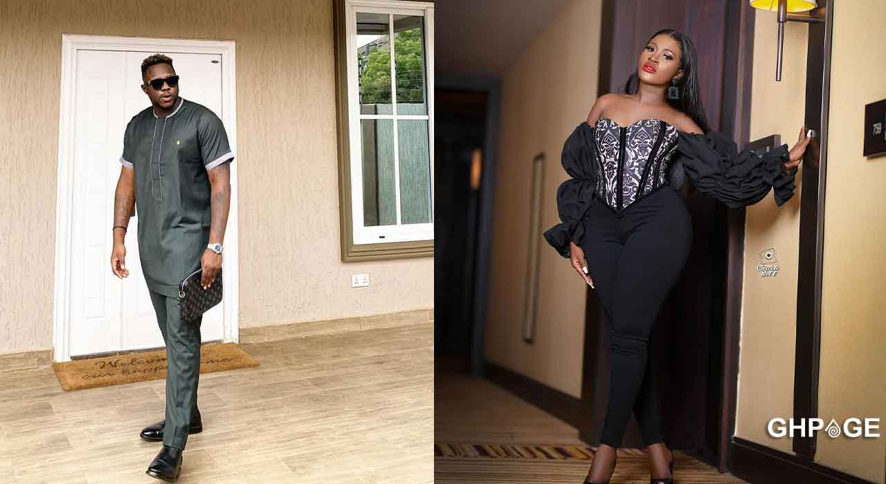 Fella and I are both addicted to making love; We'll have more than 11 kids- Medikal