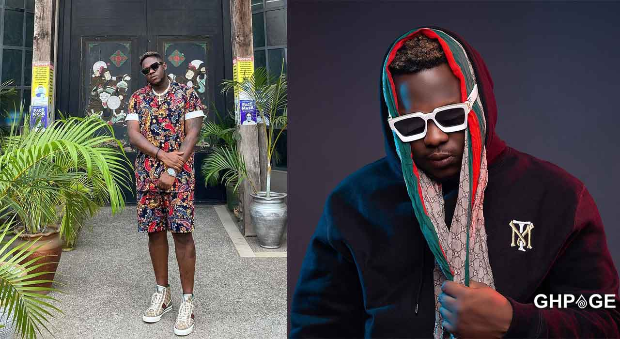 Go look for money and stop asking for handouts- Medikal schools fans in latest video