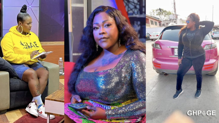 Mona Gucci vows to open keys after her UTV wahala
