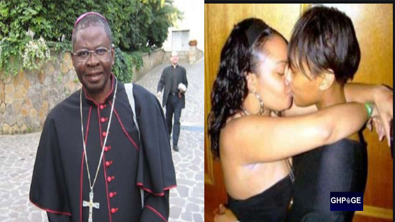 Ghanaians must respect the rights of homosexuals – Most Reverend Philip Naameh