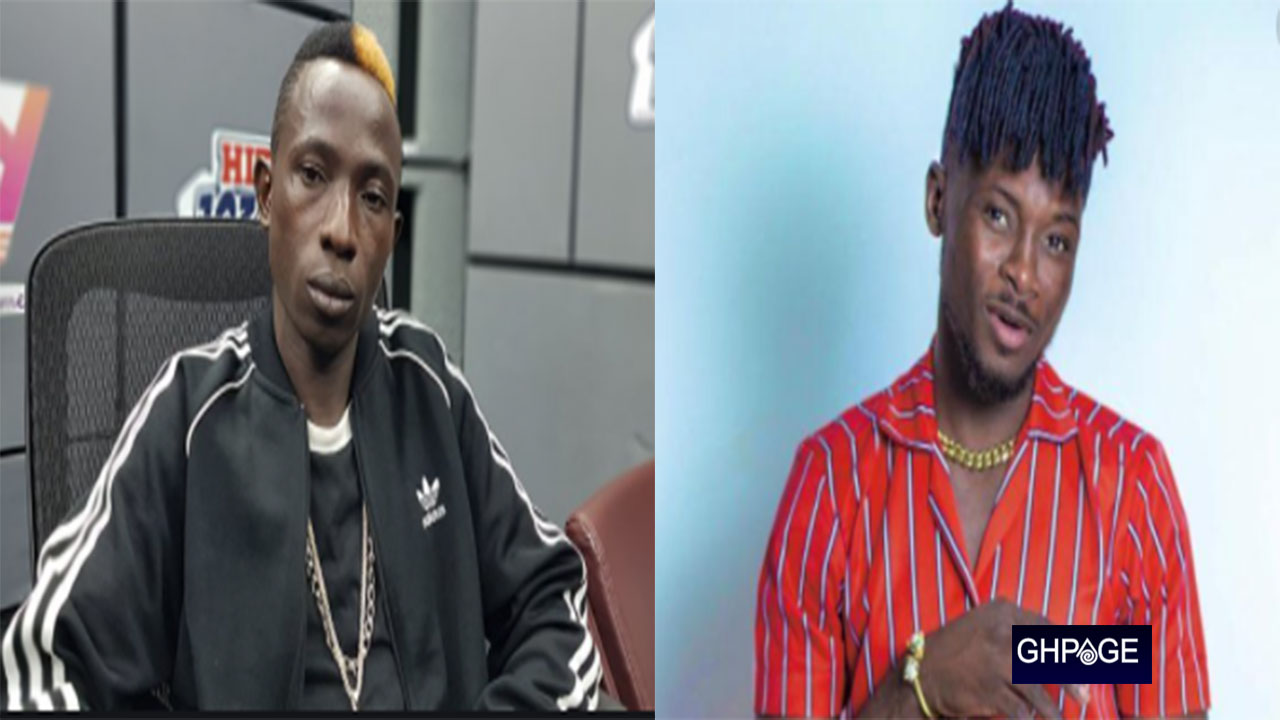 Patapaa gives Kuame Eugene 3 days to apologize to Guru or he will tear him apart with a diss song