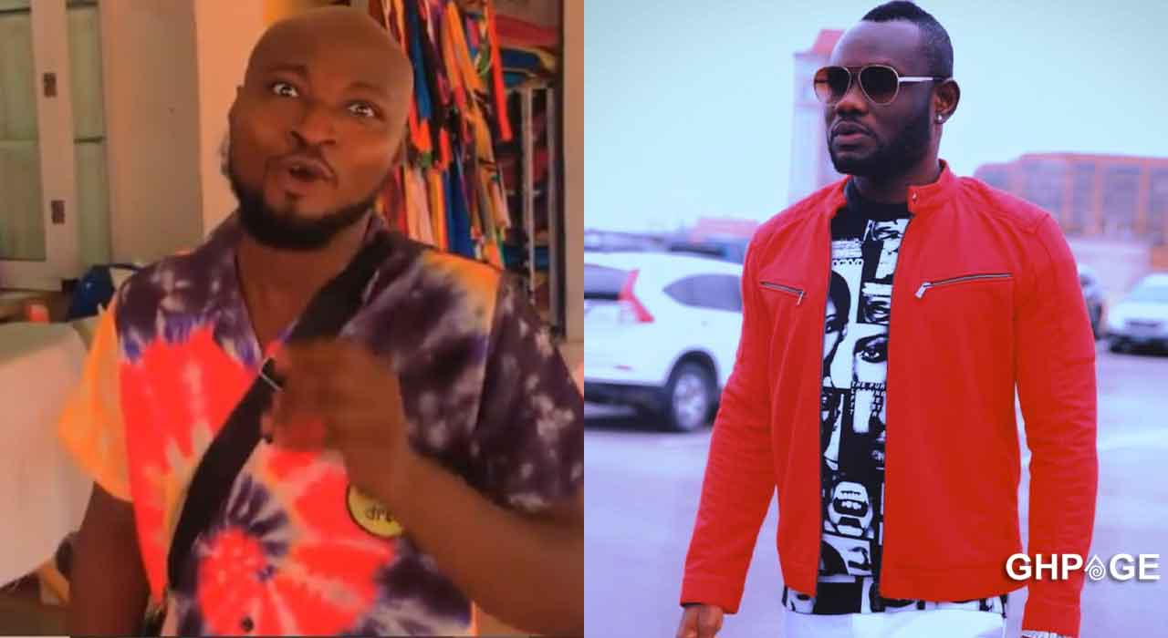 Prince David Osei reacts to Funny Face 'abortion killer' allegations
