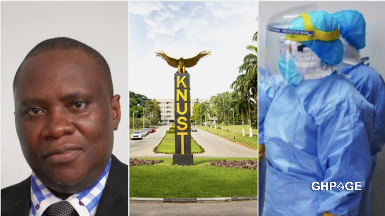 KNUST professor working on COVID-19 herbal cure reported dead