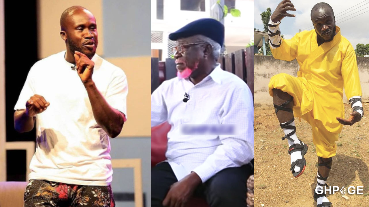 Kumawood directors wasted the career of Ras Nene – Oboy Siki